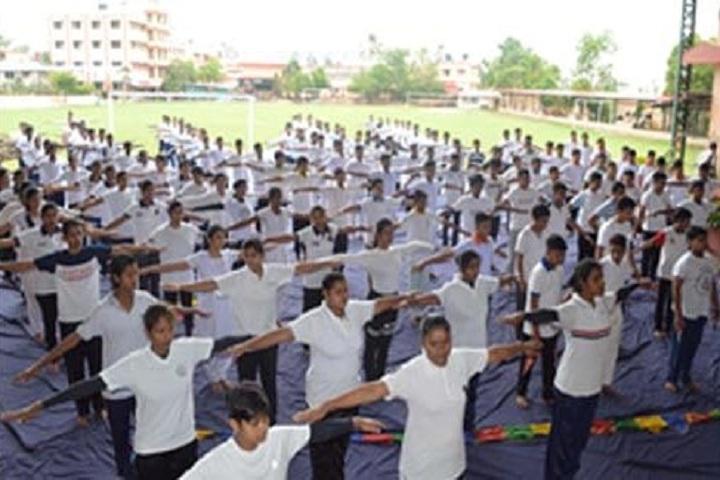 Buxi Jagabandhu English Medium School-Yoga-Classes