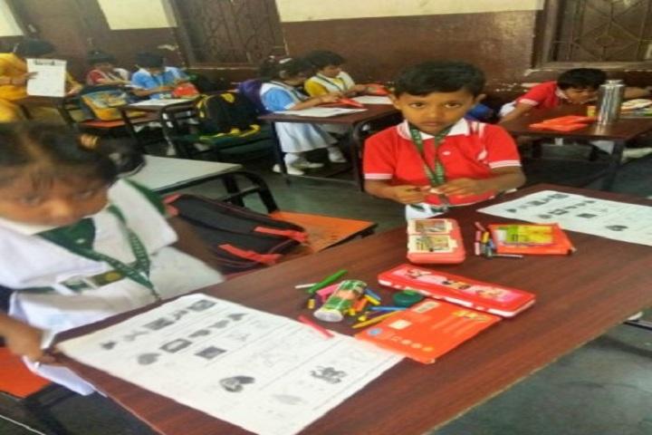Buxi Jagabandhu English Medium School - II- Art and Craft