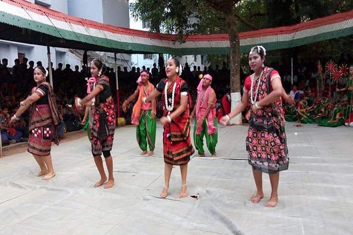Buxi Jagabandhu English Medium School - II- Dance