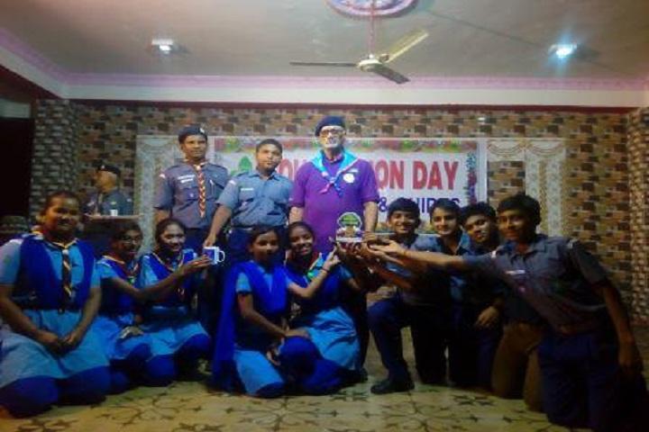 Buxi Jagabandhu English Medium School - II- Scouts