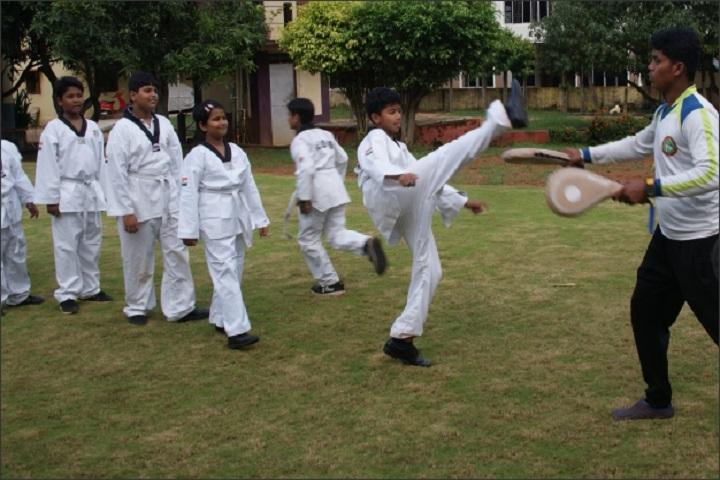 Carmel English School-Activities
