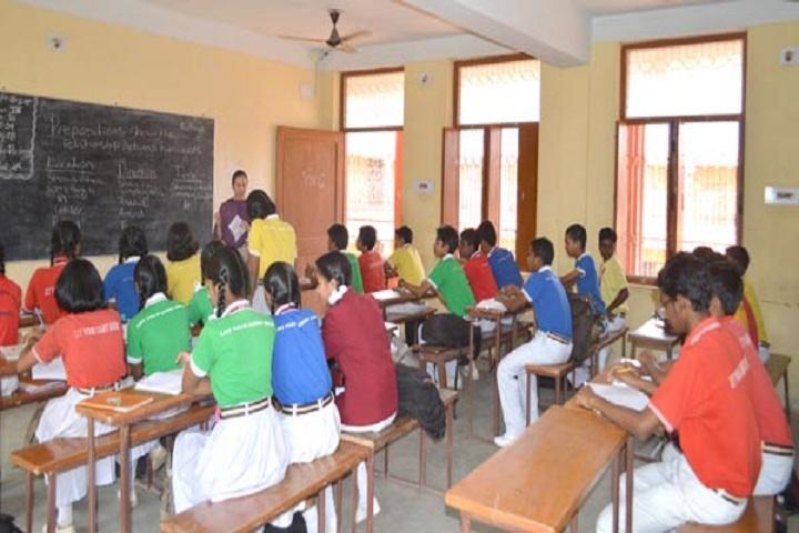 Carmel English School-Classroom