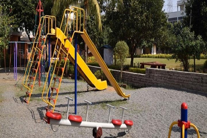 Carmel English School-Play-Ground