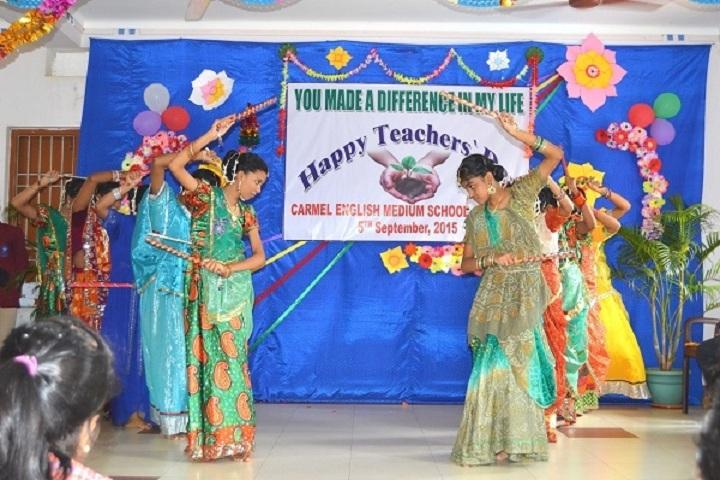 Carmel English School-Teachersday-Celebration