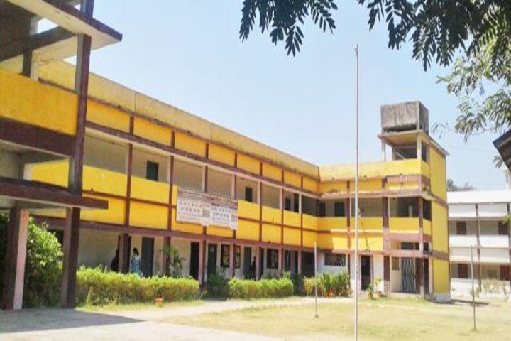 Cement Nagar English Medium School - School building