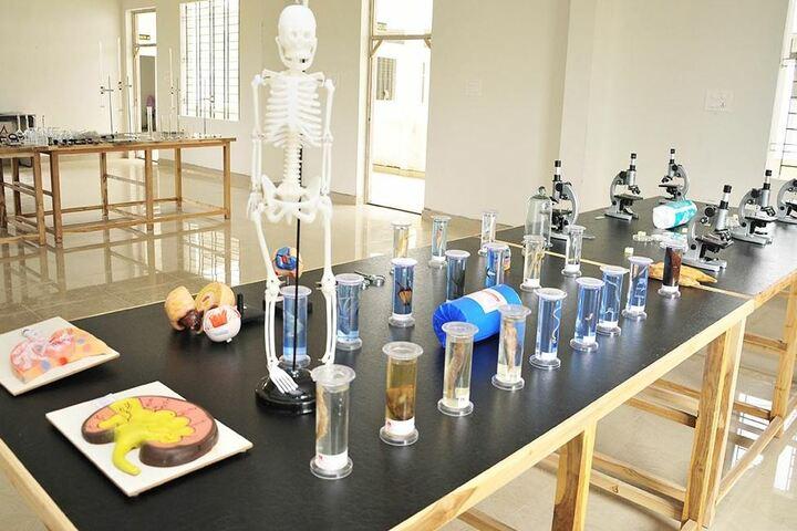 Accord School-Laboratory