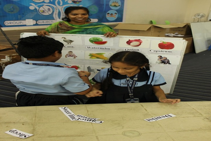 Accord School-English Club Activity