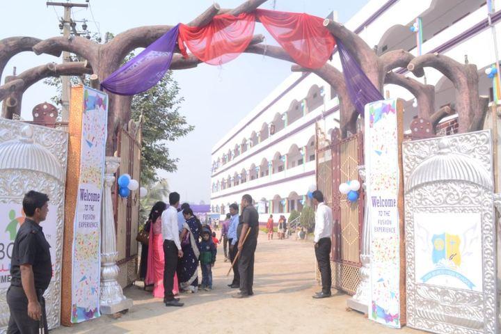 Don Bosco High School-Campus Entrance