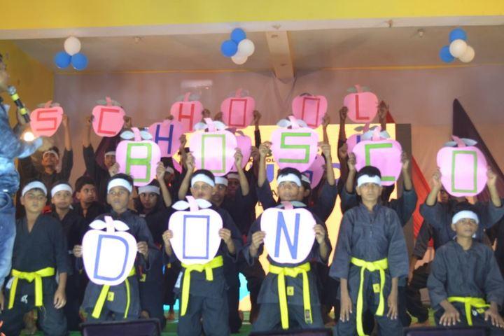 Don Bosco High School-Students