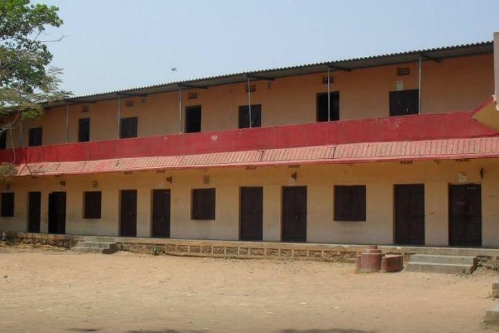 Chilkarani English Medium School-Building