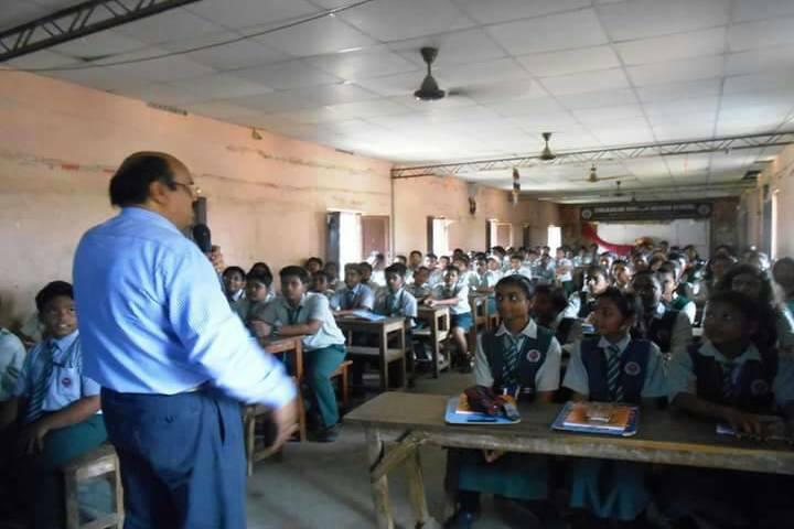 Chilkarani English Medium School-Classroom