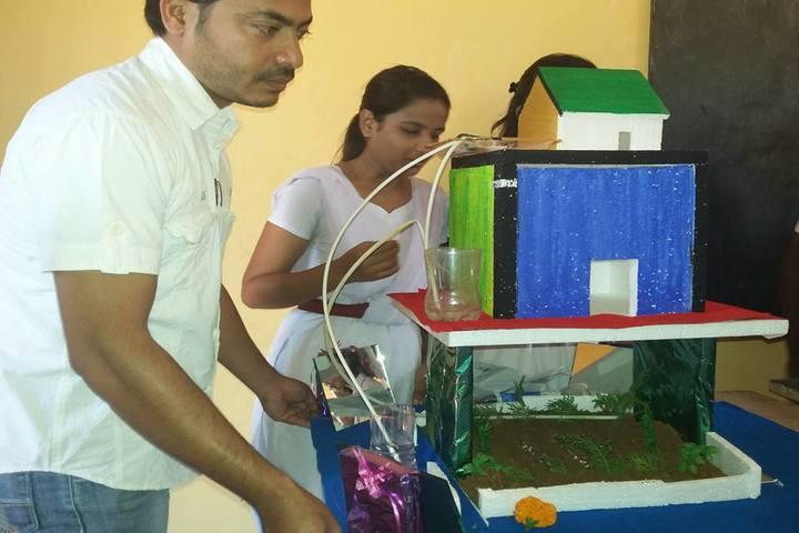 Chilkarani English Medium School-Experiment
