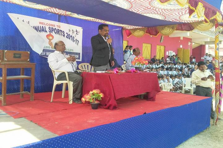 Chilkarani English Medium School-Speech