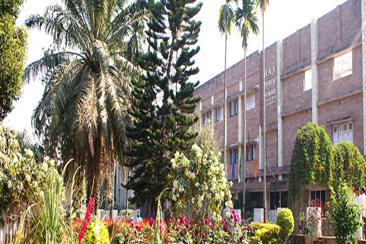 D A V Public School-Campus-View