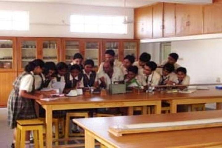 D A V Public School-Physics-Laboratory