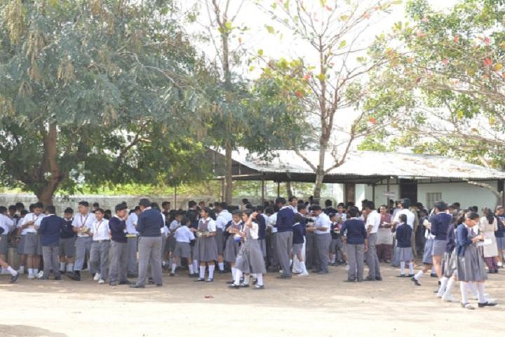 D A V Public School-Cafeteria