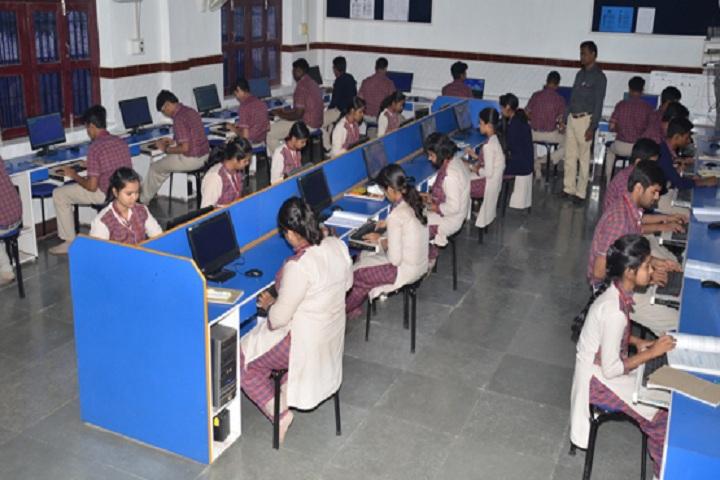 D A V Public School-IT-Lab