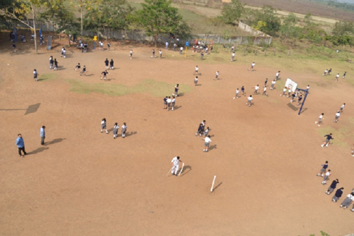 D A V Public School-Play-Ground