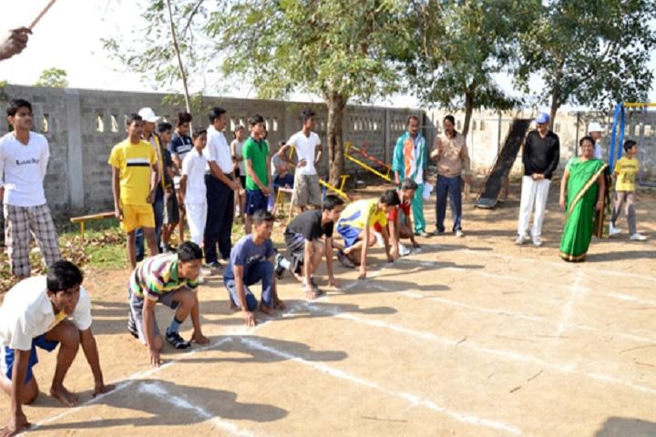 D A V Public School-Sports