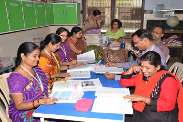 D A V Public School-Staff