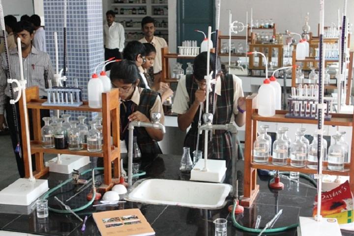 D A V Public School-Chemistry-Laboratory