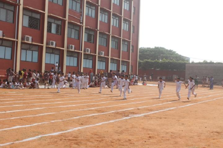 D A V Public School-Games