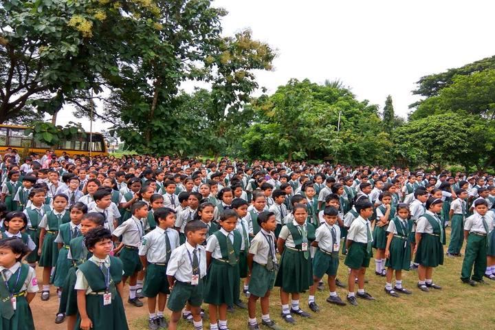 D A V Public School - Assembly