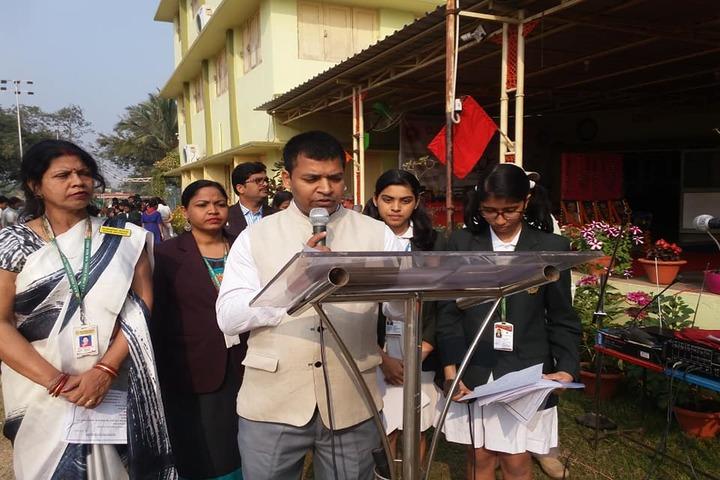 D A V Public School - Speech