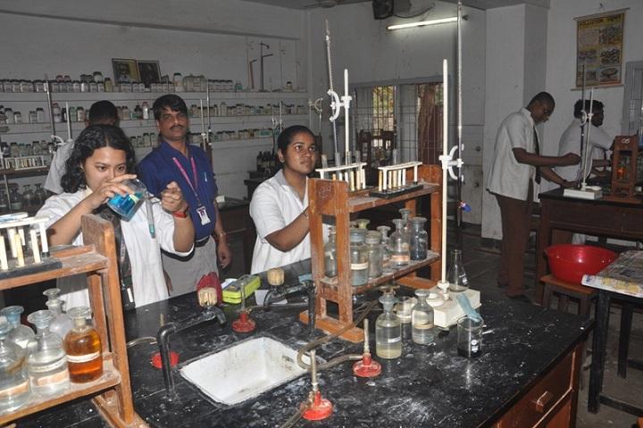 Dav Public School-Chemistry-Laboratory