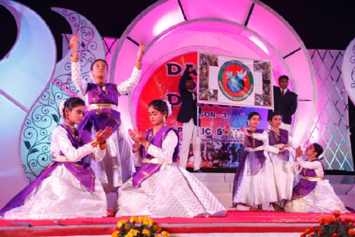Dav Public School-Dance-Competition