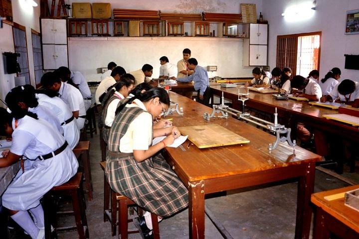 Dav Public School-Physics-Laboratory