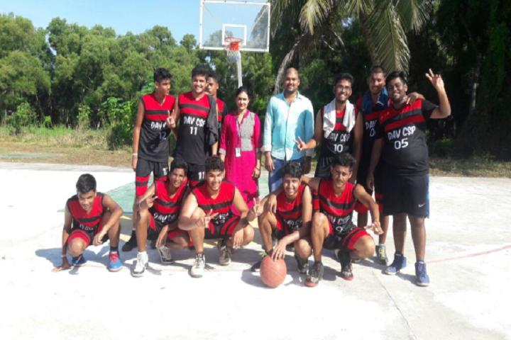 Dav Public School-Sports-Team
