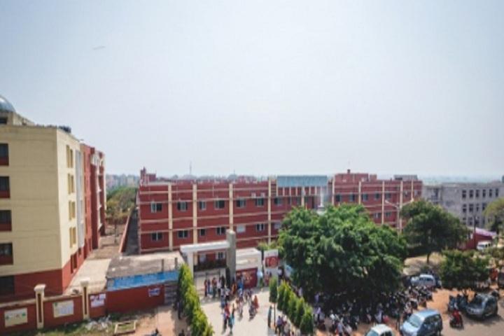 Dav Public School - Campus View
