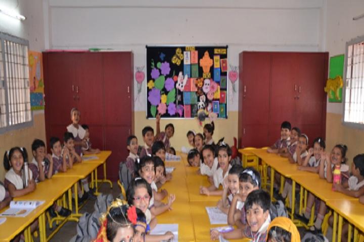 Dav Public School - Class Room