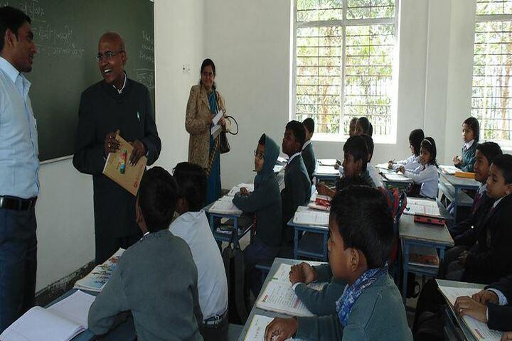 Don Bosco School-Classroom