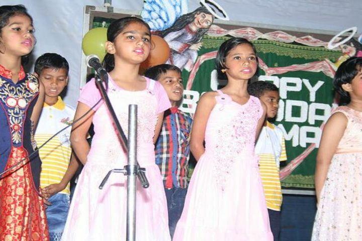 Don Bosco School-Singing