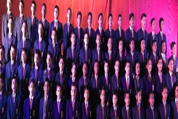 Don Bosco School-Students