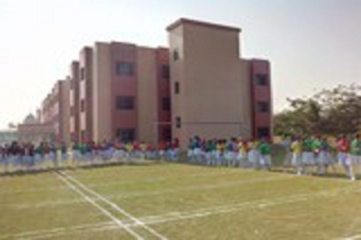 Dav Public School- out door sports