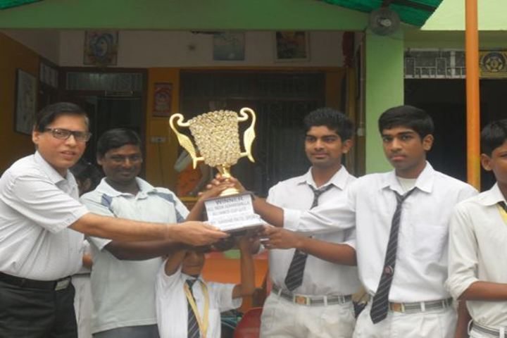 Dony Polo Public School-Championship