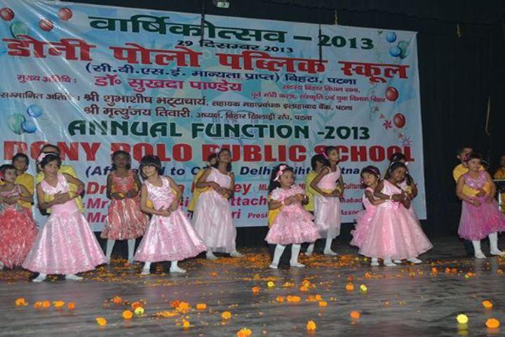 Dony Polo Public School-Dance