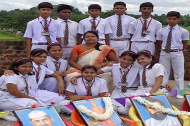 De-Paul School-Group Photo