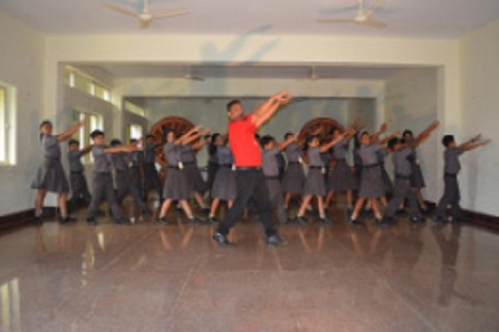 Doon International School-Dance Room