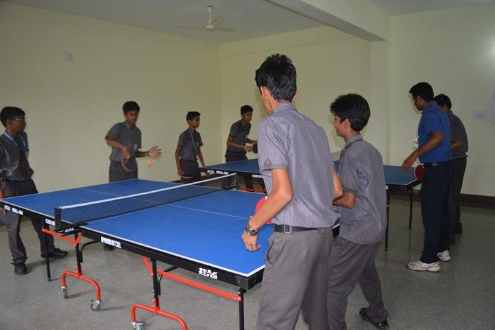 Doon International School-Indoor Games