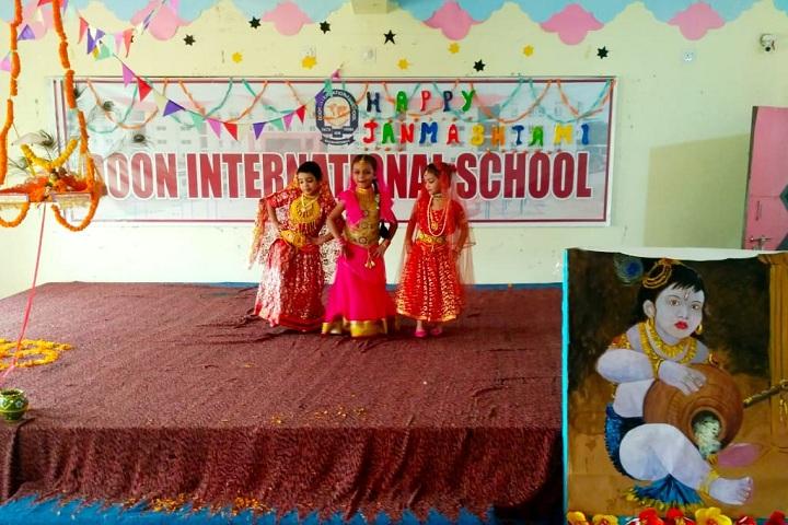 Doon International School-Janmastami