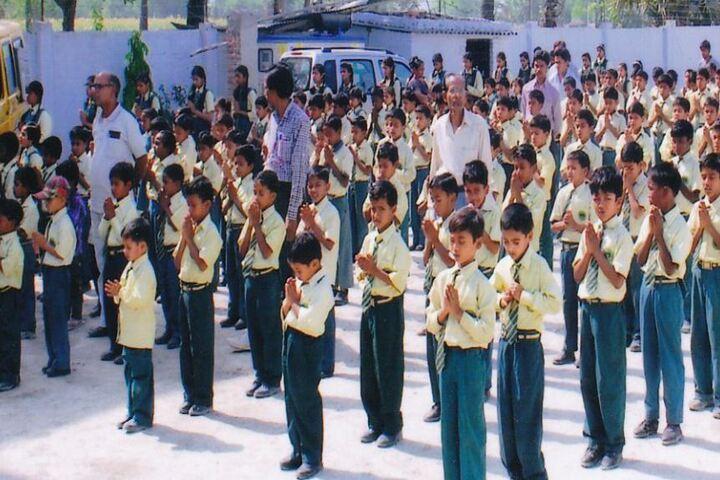 Doon Senior Secondary School-Assembly