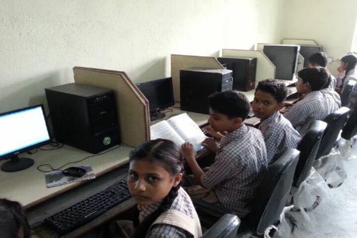 Doon Senior Secondary School-Computer Lab