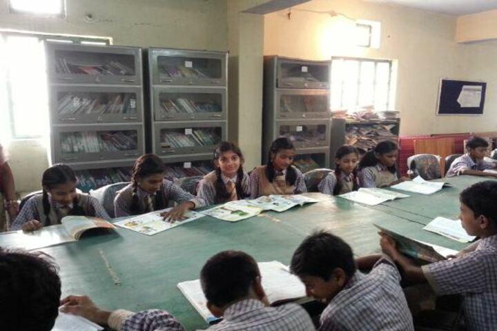 Doon Senior Secondary School-Library