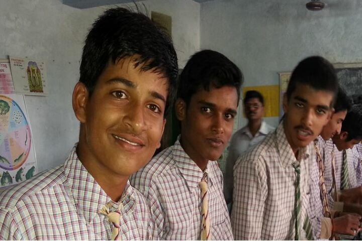Doon Senior Secondary School-Students