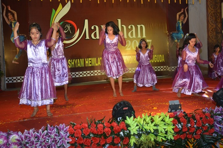 Ghanshyam Hemlata Vidya Mandir-Children Programme