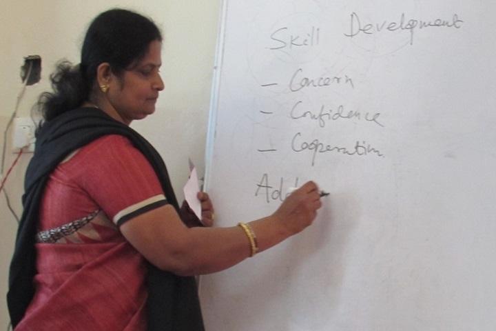 Ghanshyam Hemlata Vidya Mandir-Skill Development Programme